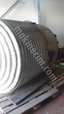 Satılık 2. El Reaktörler Ve Kurutma Makineleri Fiyatları  reaktör,çamur kurutma,mikser,arıtma,paslanmaz,filitre pres,soğutma kulesi,vakum