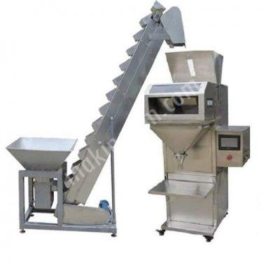 Yarı Otomatik 2 Terazili Paketleme Makinası