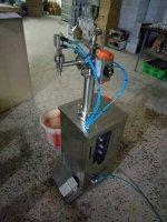 Yarı Otomatik Sıvı Dolum Makinası