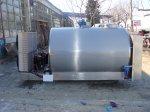 3000 Lt Otomatik Yıkama Süt Soğutma Tankı