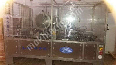 Ayran Dolum Makinesi Satılıktır 6Li  200Gr