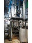 Süt Vakum Cihazı Evaporatör Satılıktır( 10 Ton)