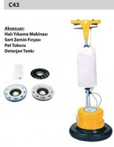 Satılık Sıfır C 43 Meç Halı Yıkama Zemin Temizleme Makinesi 1499 Fiyatları İzmir meç halı yıkama fırçası,meç yıkama makinası,zemin cila makinası,c 43 halı yıkama makinası,manuel halı yıkama makinası,halı fırçalama makinesi