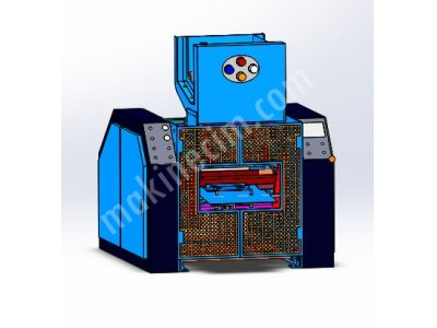 Tam Otomatik  Strec Sarma Aktarma Makineleri