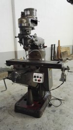 3 Number First Market Molder Milling