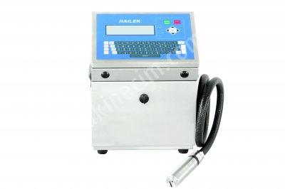 Satılık Sıfır Sari Mürekkep İnkjet Kodlama Makinası - Hailek Fiyatları İstanbul i̇nkjet kodlama,tarih kodlama,tarih makinası,sarı mürekkepli yazıcı,boru kodlama,kablo kodlama