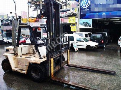 Daewoo D60 6 Ton Makina Orjinal 2300 Saatte