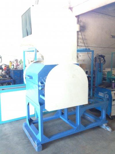 Plastik Kırma Makinası 70'lik İzmir Teknik Makina
