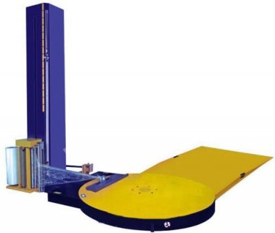 Makinenet Tam Otomatik Palet Strech Streç Sarma Makinesi