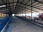 Besi Çiftliği , Çelik Kontrüksiyon