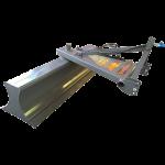 Çift Yönlü Tesviye Küreği Yms-S2000