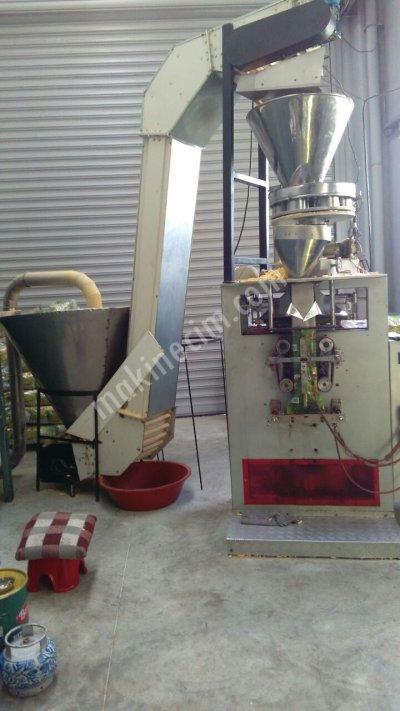 Mısır Cipsi Üretim Hattı