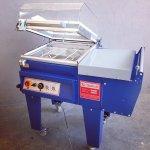 Makinenet Yarı Otomatik 35X45 Küvezli Poliolefin Pvc Shrink Ambalaj Makinesi