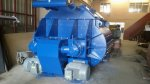 Concrete Mixer Twin Shaft