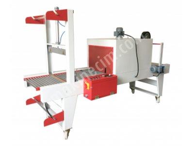 Yarı Otomatik Shrink Ambalaj Makinesi