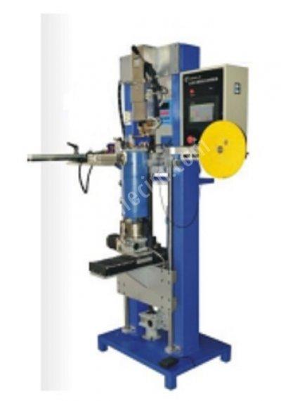 Yarı Otomatik İndüksiyonla Karot Elması Kaynak Makinası