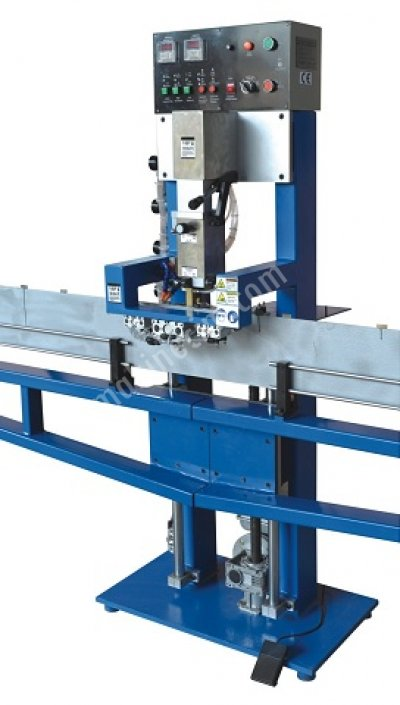 Yarı Otomatik İndüksiyonla Katrak Laması Elmas Kaynak Makinası