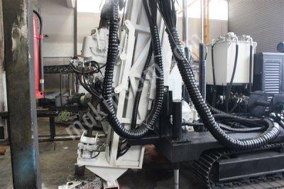 Md 1000 Tam Hidrolik Sondaj Makinası ( Maden İçin )