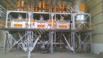 Fábrica Compacta De Farinha
