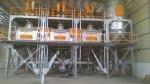 Usine de farine compacte