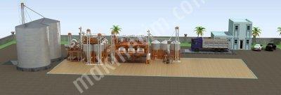 Kompakte Mehlfabrik