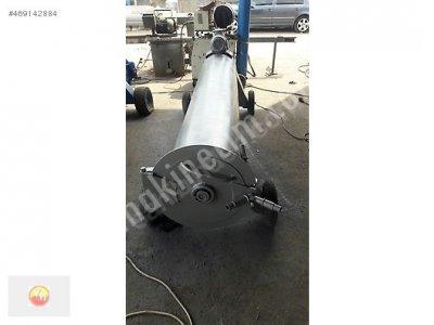 Satılık 2. El ikinci El Halı Sıkma Ve Kurutma  Makinası VM 2700*32 T Fiyatları İstanbul körük,amorti̇sör