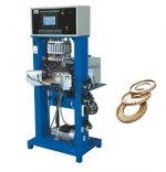 Ø200-245-250-300Mm Yarı Otomatik Mermer Granit Parlatma Diski İndüksiyonla Elmas Kaynak Makinası
