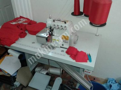 Satılık Sıfır Zetına Sanayı Overlok Makinası Fiyatları Giresun juki bernina zetina,dikiş makinesi tamir ve bakımları