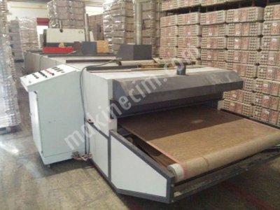 800 Cm X 140 Cm Lik Konveyör Bantlı Kurutma Ve Nem Alma Makinesi 22000 Tl