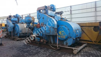 Çamur Pompası  Fb1600 (1600 Hp) Trıplex Sıngle Actıng Mud Pump3 Emsco