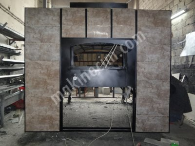Fırınkon Overseas Oven Supplied + Value Added Tax