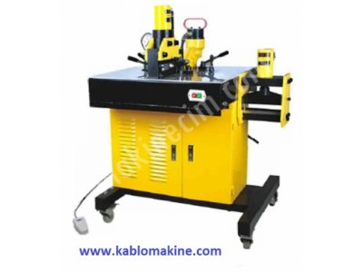 Satılık Sıfır Triad Üniversal Bara İşleme Makinası Fiyatları Ankara bara,bara işleme,delme,kesme,bükme