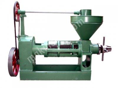 Yağ Presi bitkisel Yağlı Tohum İşleme Makiineleri oil Press