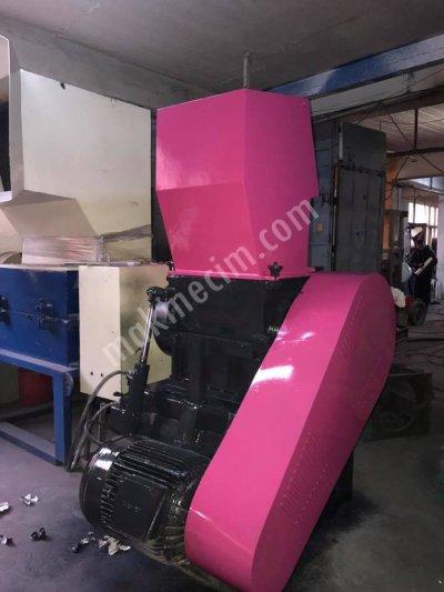 Satılık 2. El 60lık Kırma Makinası Fiyatları İstanbul kırna makinası,plastik kırma,geri dönüşüm makinaları