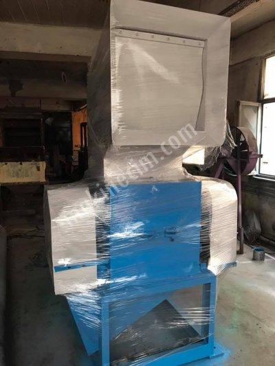 Satılık İkinci El 60 Lık Kab Çanak Bidon Kırması Fiyatları İzmir kab çanak bidon kırması,plastik kırma makinası