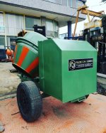 Gypsum Plastering Machine G4