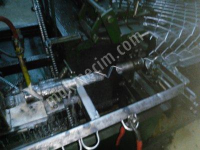 Satılık İkinci El 2.el Otamatik Tel Örme Makinası Fiyatları Konya otamatik tel örme makinası,satılık