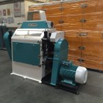 VERTICAL ROLLER MILL MACHINE