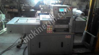 Satılık İkinci El Vakumlu Gazlı Kase Paketleme Makinası Fiyatları  vakumlu,gazlı,makinası,kase