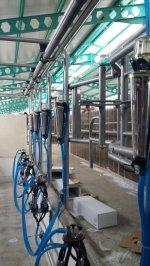 Süt Sağım Ünüitesi Otomatik Yıkama Elektronik Pulsatör