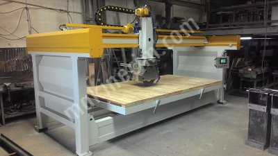 KÖPRÜLÜ MERMER KESME MAKİNASI-KO2 BRIDGE CUTTING MACHINE