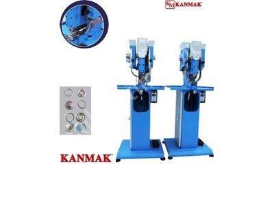 54 Model Çıtçıt Çakma Makinası Otomatik Km 5700