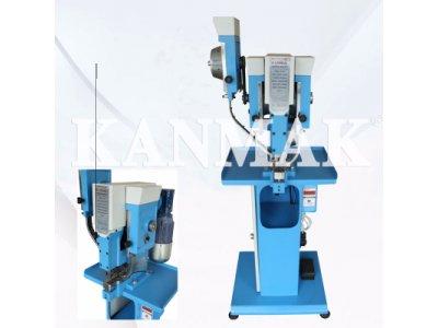 Satılık Sıfır Otomatik Üç Farklı Model Perçin Çakma Makinası Km 5300 Fiyatları Konya aksesuar çakma makinası,otomatik perçin çakma makinası,otomatik pres etiketler: otomatik perçin çakma makinası,otomatik perçin makinası
