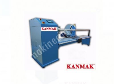 Otomatik Kumaş Dilimleme Makinası Standart Model Km 1800