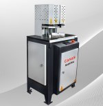 Automatik 0,2Mm Single Corner Welding Machine