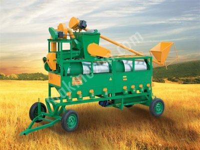 1 Ton Saat Kapasiteli Seyyar Selektör Makinası