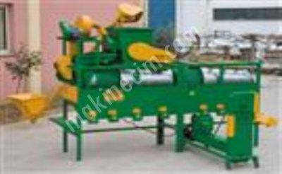 1 Ton Saat Kapasiteli Sabit Selektör Makinası