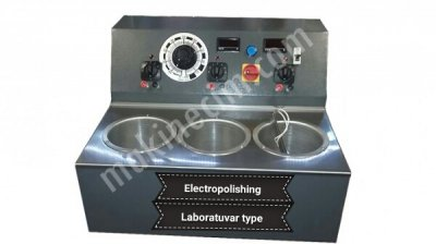 Electropolishing Machine-laboratuar Type