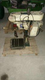 Kılavuz Çekme Makinası