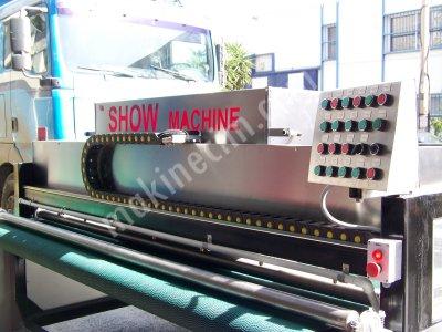 Otomatik Halı Yıkama Makinası Ekonomik Ucuz Model (Çok İşlevsel)